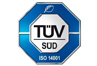 TÜV UNI EN ISO 9001:2000
